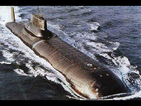 Submarines - Sharks Of Steel - The Hidden Threat