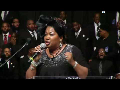 COGIC Choir Stop By Praise Break OHIO AIM 2016!