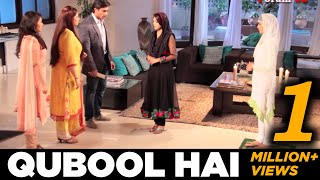 Qubool Hai | Billo Rani's Truth's Out scene | Behind the scenes  tv series zee tv | Screen Journal