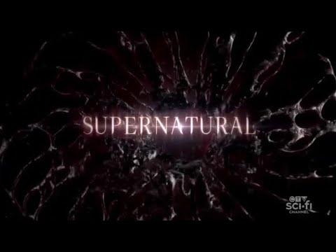 Сверхъестественное 15 сезон 1 серия начало.