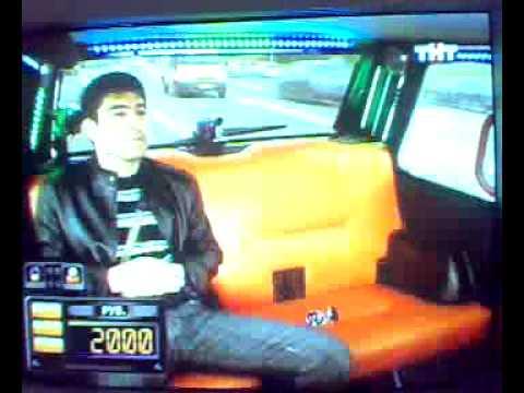 Grand Theft Auto: San Andreas! Программа такси на ТНТ