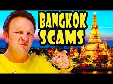 11 Worst Tourist Scams in Bangkok Thailand