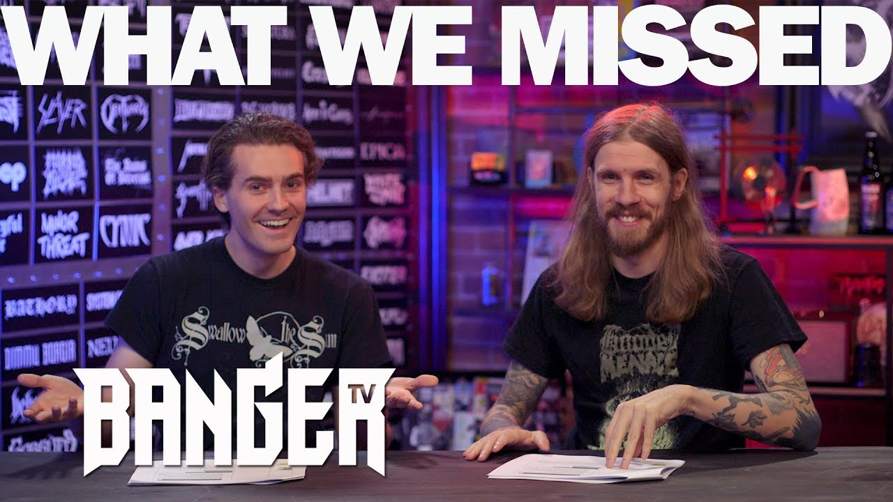 METAL WE MISSED 2018 as chosen by you episode thumbnail