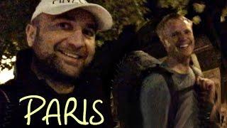 ПАРИЖ: счастливые в Париже... иду от Нотр Дама через Лувр к Эйфелевой башне... PARIS FRANCE(Путешествие в Голливуд: Ответы на вопросы и наш Форум http://anzortv.com/forum ПАРИЖ: счастливые в Париже... иду от Нотр..., 2015-11-13T10:39:06.000Z)