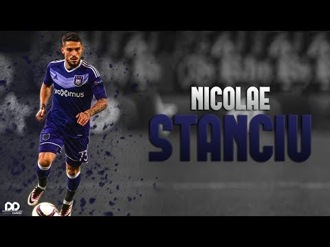 Nicolae Stanciu 2017 ● Welcome to Sparta Praga - Amazing Skills/Assists/ Goals HD | RSC Anderlecht