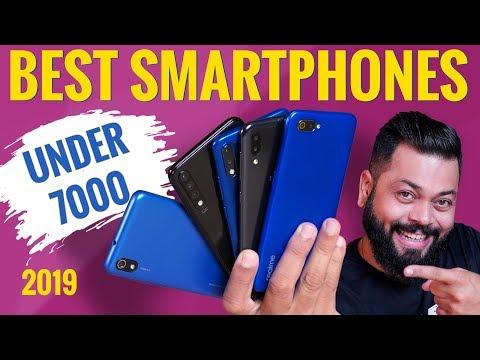 TOP 5 BEST SMARTPHONES UNDER 7000 (July) ⚡⚡⚡ Sabse Kamaal Phones