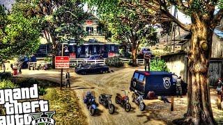 Lost Motorcycle Club Custom Farm House - GTA 5 PC MOD