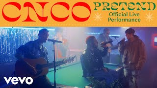 "CNCO - ""Pretend"" Live Performance 