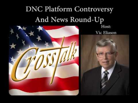 DNC Platform Controversy and News Round-Up