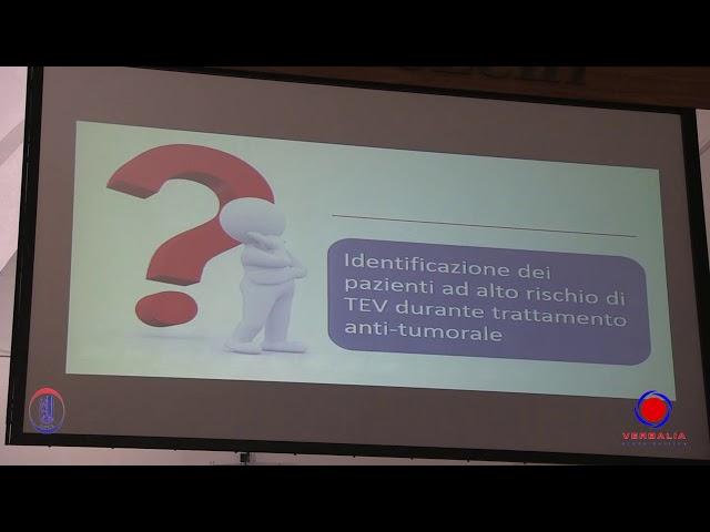 FATTORI PREDETTIVI DEL RISCHIO DI TEV IN ONCOLOGIA. F. Marchetti