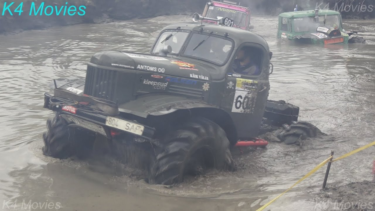 Off-Road Truck Mud Race | 4x4 | Klaperjaht