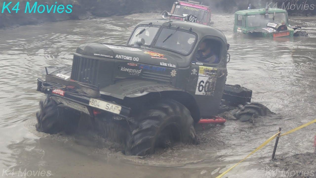 Off-Road Truck Mud Race | 4x4 | Klaperjaht