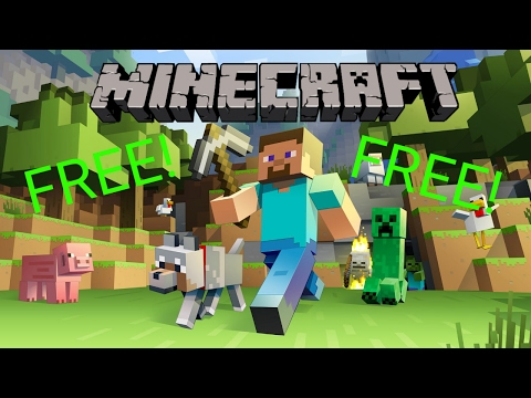(2018) How To Download Minecraft PC For FREE! Windows 7, 8, And 10!