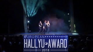 [GR4VITY] TVXQ - Mirotic @ European Hallyu Award 2018