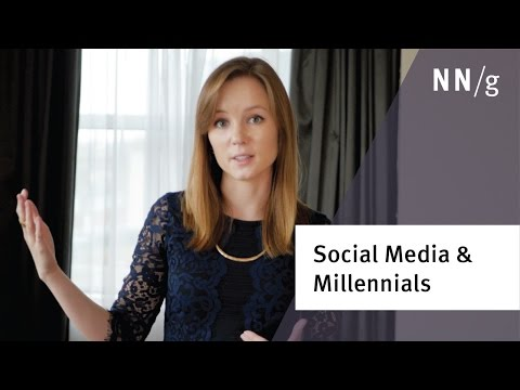Social Media and Millennials Kate Meyer