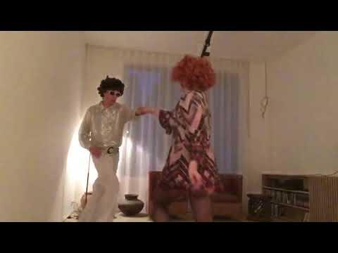 Dag 8: Ra ra ra. Wie zijn deze creatieve Disco swingers uit de jaren 70?