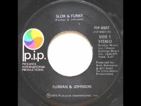 Furman & Johnson - Slow And Funky