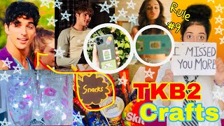 The Kissing Booth 2 themed DIY Room Decor and Crafts 💋💋   Joey King   Jacob Elordi   Taylor Perez