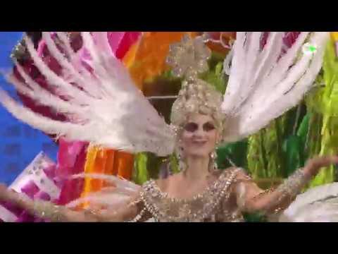 #CarnavalRTVC | Mily Reyes Oliva | Gala Reina Del Carnaval | S/C Tenerife 2020