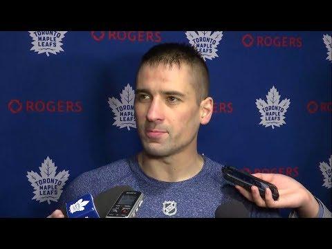 Maple Leafs Post-Game: Tomas Plekanec - February 26, 2018