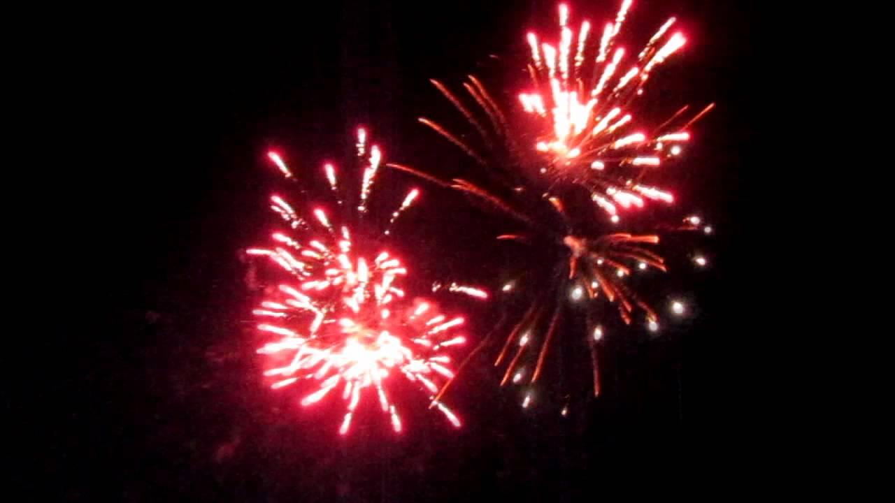 Best Backyard Fireworks the best backyard fireworks show i have ever seen - youtube