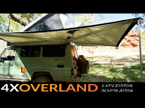 HOW TO SELECT A SHADE AWNING for your SUV, 4WD or Caravan