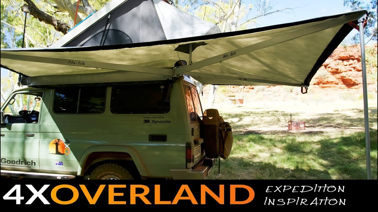 HOW TO SELECT A SHADE AWNING For Your SUV 4WD Or Caravan