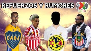 🚨Rumores, Fichajes y Refuerzos Liga MX 2021 | Noticias Liga MX