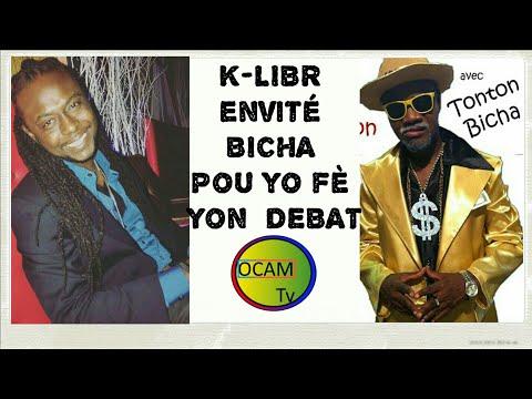 K-LIBR envite Tonton BICHA nan Yon debat public