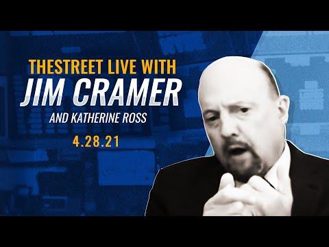 Alphabet, Boeing, Microsoft: Jim Cramer's Stock Market Breakdown - April 28