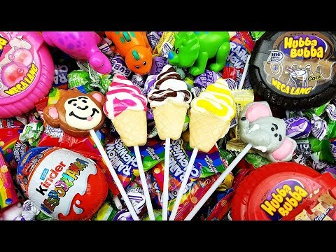 The Ice Cream Song Nursery Rhymes - Learn Colors with Lollipops