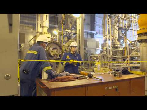 A day in the life of a Millwright at Imperial