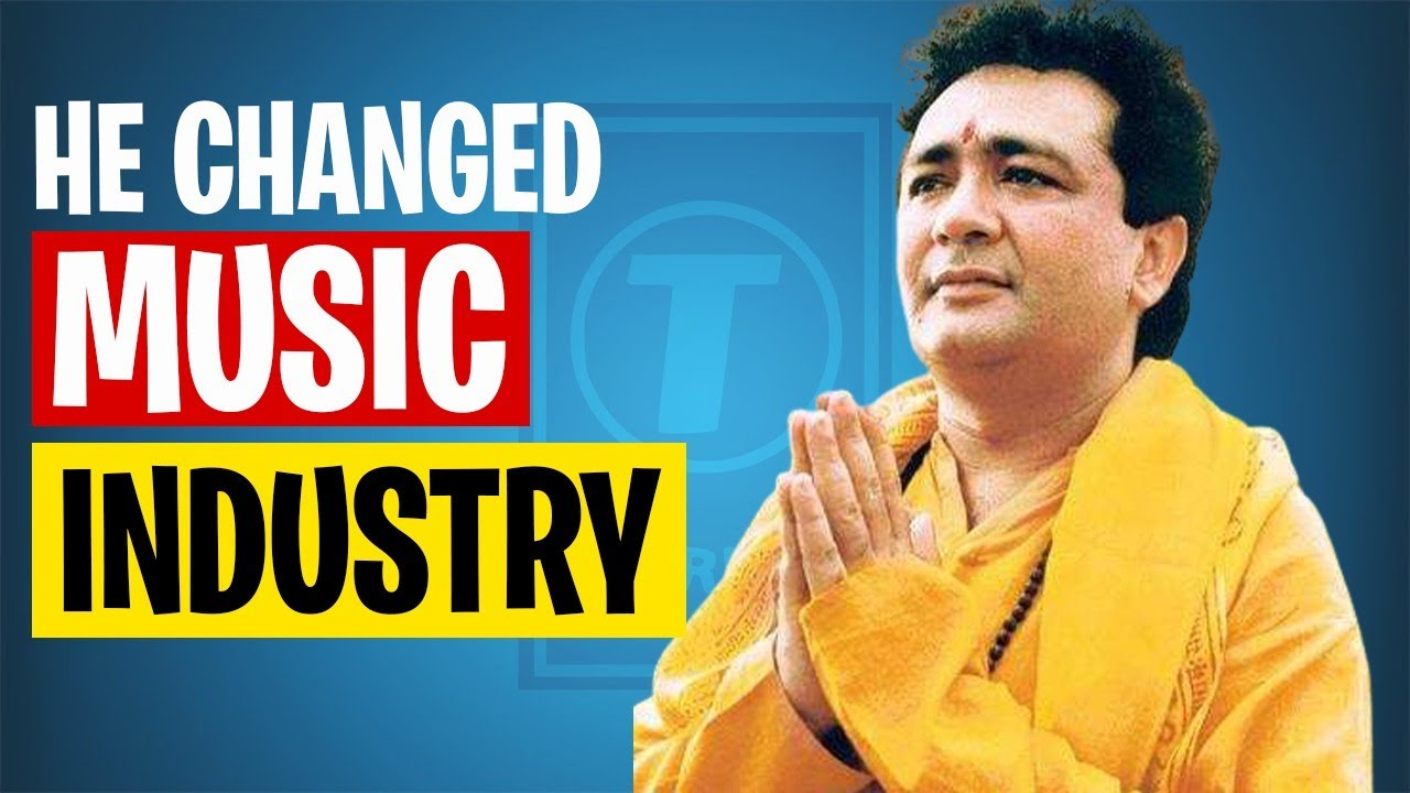 Man Behind T-series | How T-series Became the No.1 | Case study |Business Model