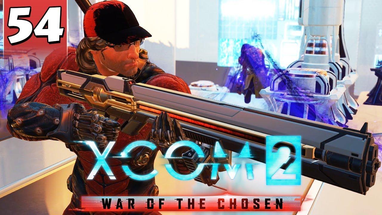 Xcom 2 war of the chosen 54 advent forge 2 2 youtube for Portent xcom not now