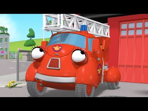 Heroes of the City | Live Cartoons for Kids | Cartoons for Children