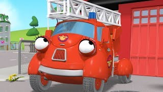 Heroes of the City   Live Cartoons for Kids   Cartoons for Children