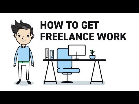 How To Get Freelance Work / How To Get Freelance Job: Freelance Project, Freelance Proposal