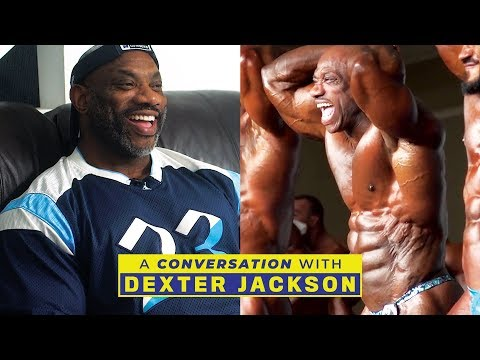 PART 1: Discussing Dexter Jackson's Chances At Olympia 2019 | A Conversation With Dexter Jackson