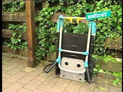 wolfcraft chariot diable ts 1000 2 en 1 r f 5520000 youtube. Black Bedroom Furniture Sets. Home Design Ideas