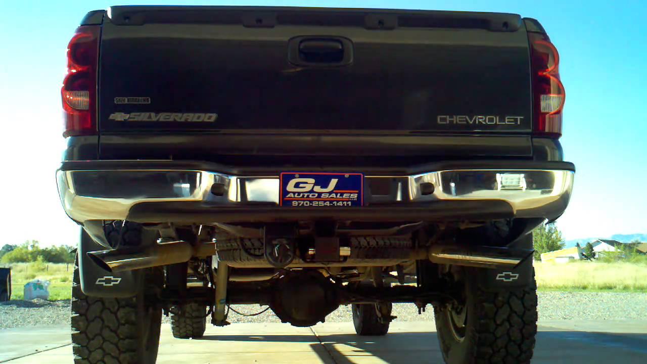 Silverado 99 chevy silverado exhaust : Dual Exhaust Pipes For Trucks - Truck Pictures