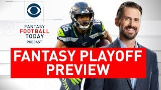 Fantasy PLAYOFF Preview: Best & Worst Matchups | Fantasy Football Today
