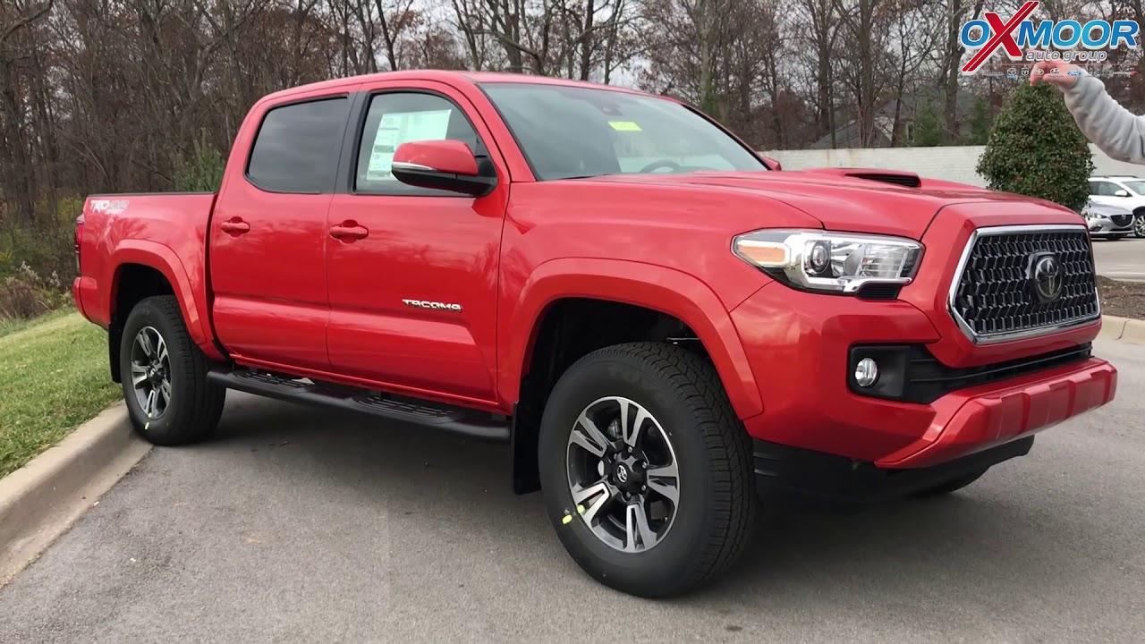 Amazing 2018 Toyota Tacoma TRD Sport! Oxmoor Toyota,, Louisville Kentucky 40222