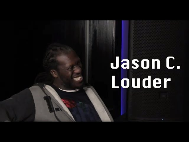 Jason C. Louder on growing up in Atlanta, Hip-Hop & getting cast at his first Audition [PART 1]