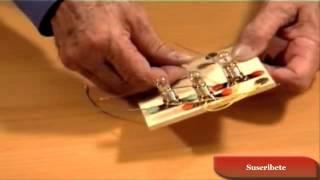 Como hacer un conmutador eléctrico