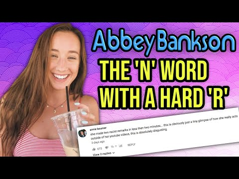 Abbey Bankson Is A RACI$T??! (Leaked Video Proves It) 😱😱 thumbnail