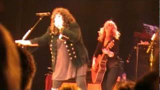 Heart 2010 Puyallup Fair, EVEN IT UP / GIMME SHELTER medley (song 8) 9-25-10