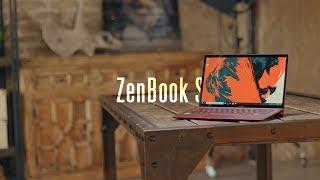 видео Сравнение ультрабука ASUS Zenbook