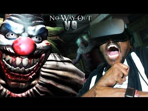 ILL NEVER FORGET THIS EXPERIENCE | No Way Out VR - A Dead Realm Tale!