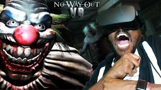 I'LL NEVER FORGET THIS EXPERIENCE | No Way Out VR - A Dead Realm Tale!