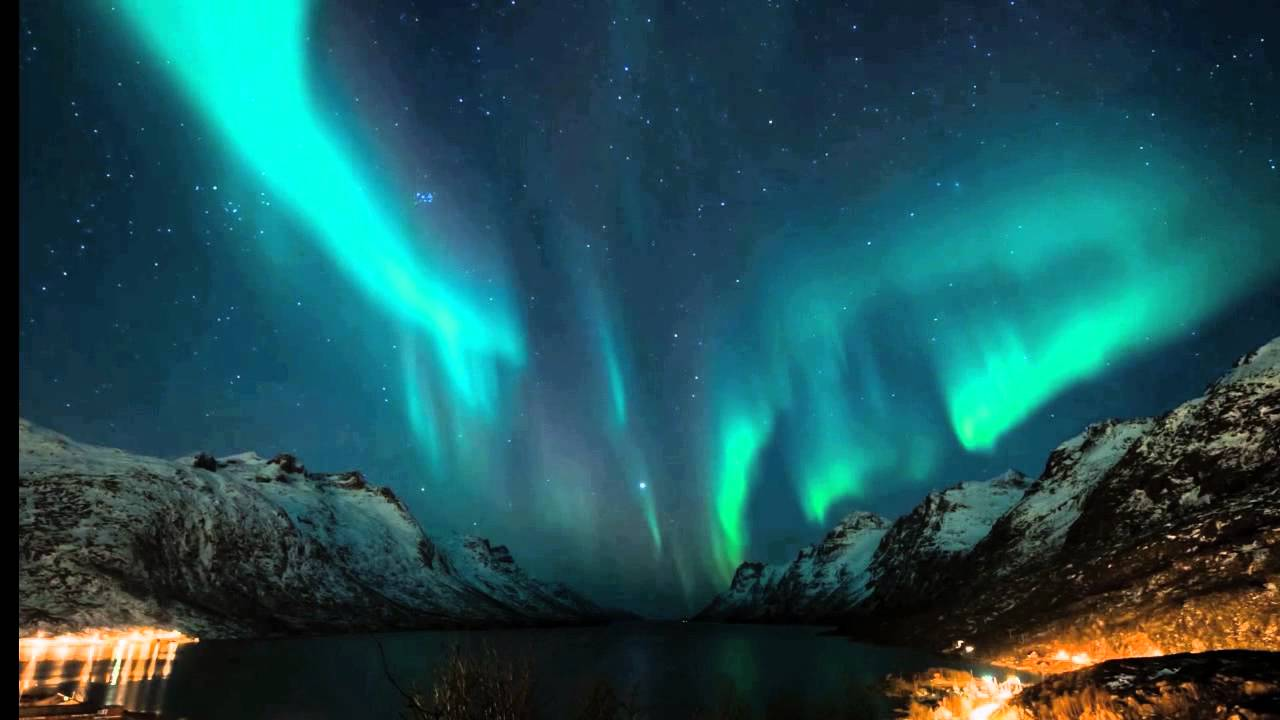 northern lights aurora borealis photography and time